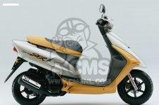 Honda SFX50 1995 (S) ENGLAND MKH parts