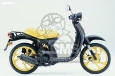Honda SGX50S SKY 1998 (W) BELGIUM / MKH parts