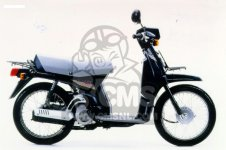 SH75 SCOOPY 1991 (M) SPAIN