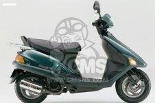 Honda SJ100 BALI 1996 (T) ENGLAND parts
