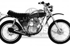 SL100 MOTOSPORT 1970 K0 USA