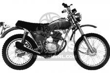 SL100 MOTOSPORT 1971 K1 USA