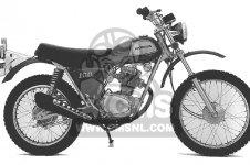 SL100 MOTOSPORT 1972 K2 USA