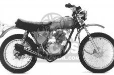 SL100 MOTOSPORT 1973 K3 USA