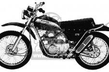 SL175 MOTOSPORT 1970 K0 USA