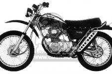 SL175 MOTOSPORT 1971 K1 USA