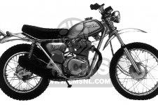 SL350 MOTOSPORT 1972 K2 USA
