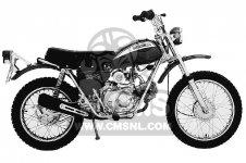 SL70 MOTOSPORT 1971 K0 USA