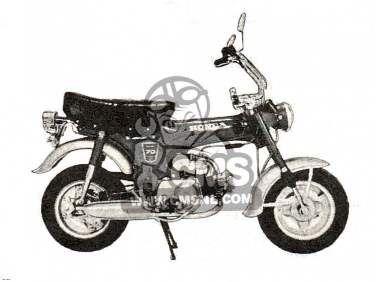 Honda ST70 DAX AUSTRALIA