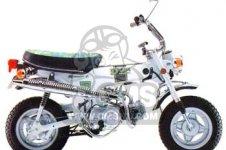 Honda ST70 DAX ENGLAND