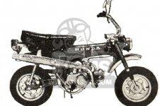 Honda ST70 DAX FRANCE