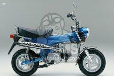 Honda ST70 DAX