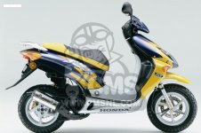 Honda SZX50X X8R 1998 PORTUGAL   MP  T12