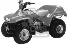 Honda TRX200 FOURTRAX 200 1991 M USA