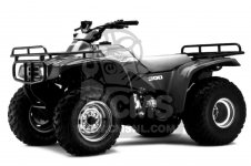 Honda TRX300 FOURTRAX 300 1988 J USA