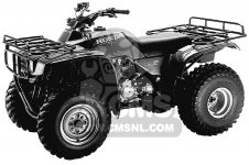 Honda TRX300 FOURTRAX 300 1995 S USA