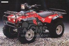 Honda TRX350D FOURTRAX 1987 H SUL