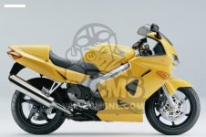 Honda VFR800FI 1999 X EUROPEAN DIRECT SALES   50T