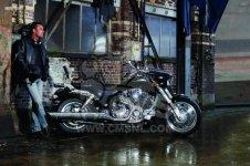 Honda VTX ACCES 2009 9