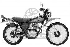 XL175 K5 1978 USA