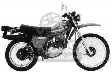 XL500S 1979 (Z) USA