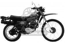XL500S 1980 (A) USA