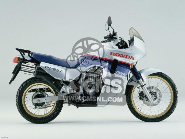 XL600V TRANSALP 1988 (J) GERMANY / 27P