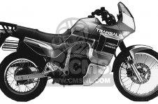 Honda XL600V TRANSALP 1990 L USA