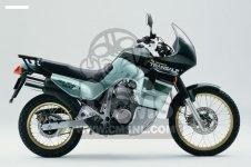 Honda XL600V TRANSALP 1993 P GERMANY   27P