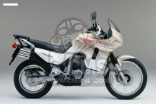 Honda XL600V TRANSALP 1997 H GERMANY   KPH