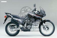 Honda XL600V TRANSALP 1998 W FRANCE   CMF KPH