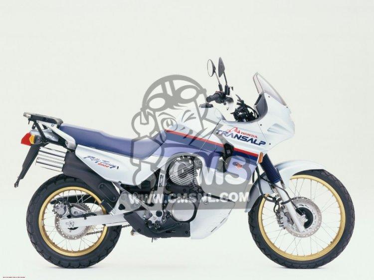 XL600V TRANSALP 1999 (X) GERMANY / CMF KPH 34P 50T