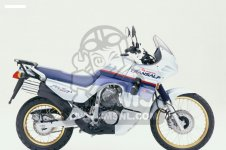 Honda XL600V TRANSALP 1999 X GERMANY   CMF KPH 34P 50T
