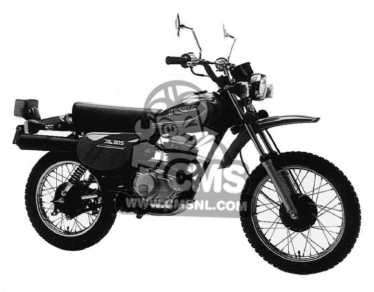 Honda XL80