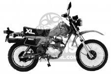 XL80S 1983 (D) USA