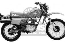 XL80S 1985 (F) USA