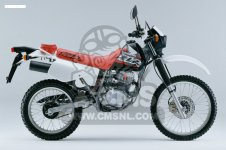 XLR125R 1998 (W) GERMANY / KPH
