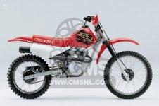 Honda XR100 parts: order spare parts online at CMSNL