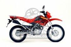 Honda XR125L 2003 (3) ENGLAND / MKH parts