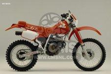 Honda XR250R 1989 K AUSTRALIA