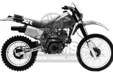 XR350R 1983 (D) USA