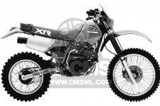XR350R 1985 (F) USA