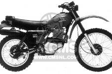 XR500 1980 (A) USA