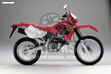 Honda XR650R 2004 GENERAL EXPORT KPH   CSW