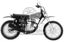 XR75 1976 USA