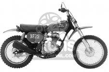 XR75 K1 1974 USA