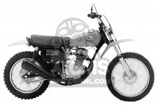 XR75 K2 1975 USA
