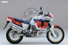 Honda XRV750 AFRICA TWIN 1990 ITALY