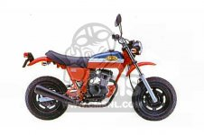 Honda XZ100 APE