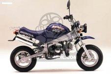 Z50JR TYPE 2 1988 (J) MONKEY RT JAPAN AB22-100